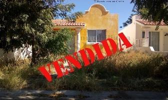 Foto de casa en venta en aguila 335, villas del cortes, la paz, baja california sur, 0 No. 01