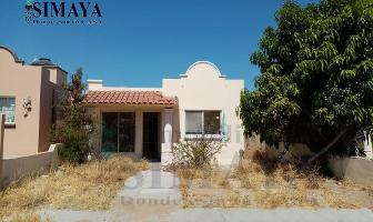 Foto de casa en venta en aguila 356, villas del cortes, la paz, baja california sur, 0 No. 01