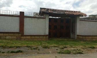 Foto de terreno habitacional en venta en aguilas 30, cacalomacán, toluca, méxico, 6161070 No. 01