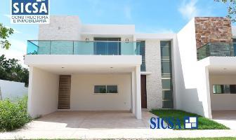 Foto de casa en venta en aguilas , temozon norte, mérida, yucatán, 0 No. 01