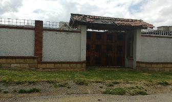 Foto de terreno habitacional en venta en agulas , cacalomacán, toluca, méxico, 10524253 No. 01