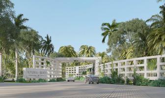 Foto de terreno habitacional en venta en  , akumal, tulum, quintana roo, 17825928 No. 01