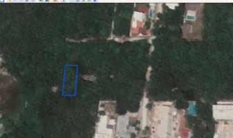 Foto de terreno habitacional en venta en  , álamos i, benito juárez, quintana roo, 16985881 No. 01