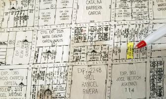 Foto de terreno habitacional en venta en  , álamos i, benito juárez, quintana roo, 4552180 No. 01
