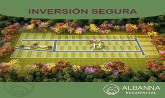 Foto de terreno habitacional en venta en albanna residencial , conkal, conkal, yucatán, 0 No. 01