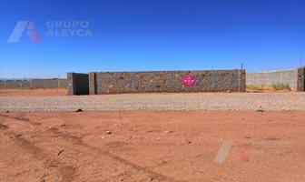 Foto de terreno habitacional en venta en  , aldama centro, aldama, chihuahua, 19292704 No. 01