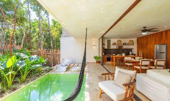 Foto de departamento en venta en aldea zama , tulum centro, tulum, quintana roo, 13993876 No. 01