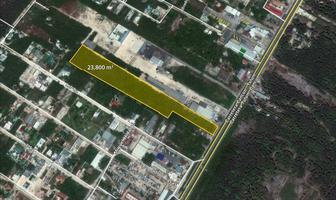 Foto de terreno habitacional en venta en  , alfredo v bonfil, benito juárez, quintana roo, 14548228 No. 01