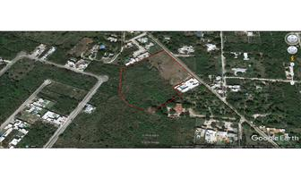 Foto de terreno habitacional en venta en  , algarrobos desarrollo residencial, mérida, yucatán, 16389349 No. 01