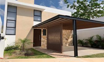 Foto de casa en venta en  , algarrobos desarrollo residencial, mérida, yucatán, 18846311 No. 01