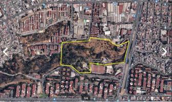 Foto de terreno habitacional en venta en alta tension 140, olivar del conde 1a sección, álvaro obregón, df / cdmx, 8249457 No. 01