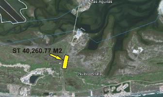 Foto de terreno habitacional en venta en  , altata, navolato, sinaloa, 1477705 No. 01