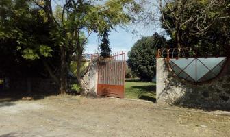 Foto de terreno habitacional en venta en  , altos de oaxtepec, yautepec, morelos, 6215715 No. 01