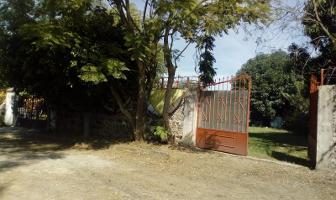 Foto de terreno habitacional en venta en  , altos de oaxtepec, yautepec, morelos, 6265523 No. 01