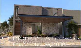 Foto de casa en venta en altozano , altozano el nuevo querétaro, querétaro, querétaro, 0 No. 01