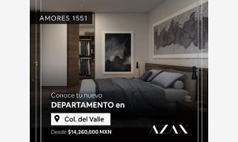 Foto de departamento en venta en amores 1551, del valle sur, benito juárez, df / cdmx, 12520728 No. 01