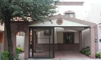 Foto de casa en venta en  , anáhuac sendero, san nicolás de los garza, nuevo león, 10512718 No. 01