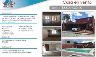 Foto de casa en venta en andres sanchez magallanes 1, portal del agua, centro, tabasco, 0 No. 01