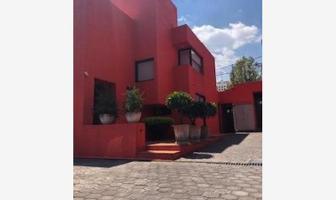 Foto de casa en venta en angel maría garibay kintana 36, olivar de los padres, álvaro obregón, df / cdmx, 0 No. 01