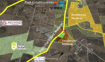 Foto de terreno habitacional en venta en anillo vial iii , ciudad maderas, el marqués, querétaro, 16793717 No. 01
