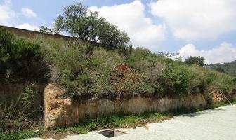 Foto de terreno habitacional en venta en antigua carretera a chiluca , lomas de bellavista, atizapán de zaragoza, méxico, 0 No. 01