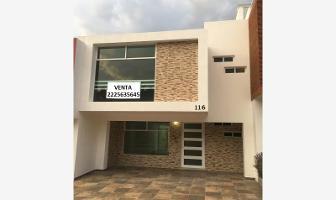 Foto de casa en venta en antigua cementera 116, zona cementos atoyac, puebla, puebla, 4905374 No. 01