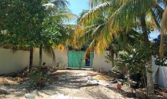Foto de terreno habitacional en venta en arco vial , ejidal, solidaridad, quintana roo, 4362328 No. 01