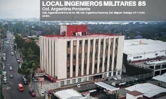 Foto de local en renta en  , argentina poniente, miguel hidalgo, df / cdmx, 0 No. 01