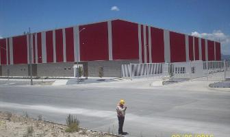 Foto de nave industrial en renta en  , arteaga centro, arteaga, coahuila de zaragoza, 10771846 No. 01