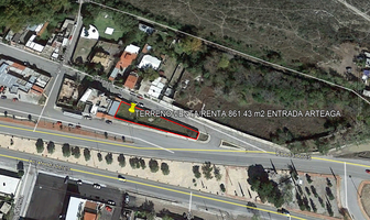 Foto de terreno habitacional en venta en  , arteaga centro, arteaga, coahuila de zaragoza, 19196318 No. 01