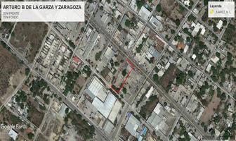 Foto de terreno comercial en renta en arturo b. de la garza , benito juárez centro, juárez, nuevo león, 16768386 No. 01