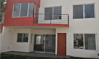 Foto de casa en condominio en venta en  , atlacomulco, jiutepec, morelos, 10600767 No. 01