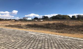 Foto de terreno habitacional en venta en autopista puebla-atlixco kilometro 24.5 24.5, huerta de san josé, atlixco, puebla, 11606077 No. 01