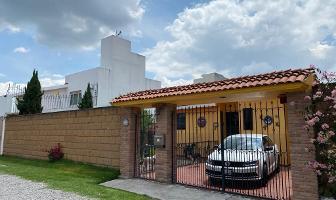 Foto de casa en venta en av, estado de méxico y lopez mateos , lázaro cárdenas, metepec, méxico, 0 No. 01