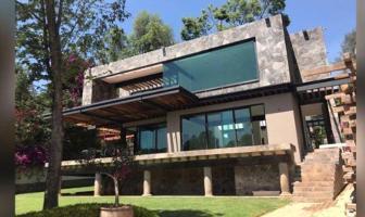 Foto de casa en venta en  , avándaro, valle de bravo, méxico, 10803770 No. 01