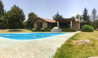 Foto de casa en venta en  , avándaro, valle de bravo, méxico, 11777682 No. 01