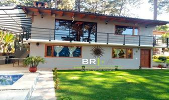 Foto de casa en renta en  , avándaro, valle de bravo, méxico, 19004125 No. 01
