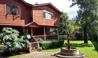 Foto de casa en venta en  , avándaro, valle de bravo, méxico, 19378816 No. 01
