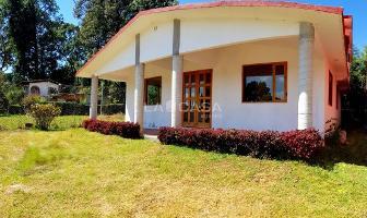 Foto de casa en renta en  , avándaro, valle de bravo, méxico, 6872407 No. 01