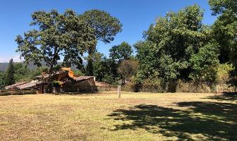 Foto de terreno habitacional en venta en  , avándaro, valle de bravo, méxico, 6911822 No. 01