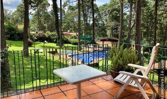 Foto de casa en condominio en renta en  , avándaro, valle de bravo, méxico, 7128448 No. 01