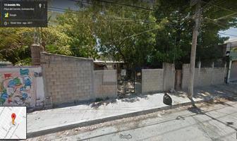 Foto de terreno habitacional en venta en avenida 10 , luis donaldo colosio, solidaridad, quintana roo, 10710298 No. 01