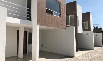 Foto de casa en venta en avenida 17, santa maría xixitla, san pedro cholula, puebla, 0 No. 01