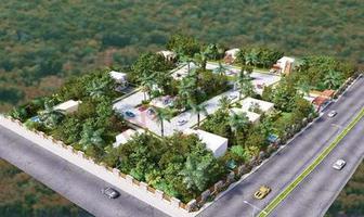 Foto de terreno habitacional en venta en avenida 25 , tulum centro, tulum, quintana roo, 0 No. 01