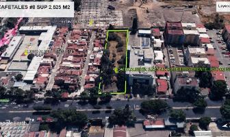 Foto de terreno habitacional en venta en avenida cafetales , granjas coapa, tlalpan, df / cdmx, 8372709 No. 01