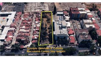 Foto de terreno habitacional en venta en avenida cafetales , rinconada coapa 2a sección, tlalpan, df / cdmx, 0 No. 01