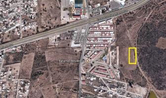 Foto de terreno habitacional en venta en avenida camino real a huimilpan s/n , bahamas, corregidora, querétaro, 4254659 No. 01