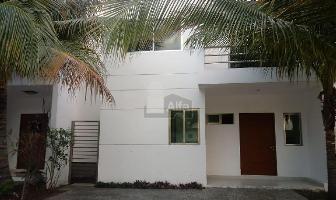 Foto de casa en renta en avenida cancún , quetzal región 523, benito juárez, quintana roo, 6475183 No. 01