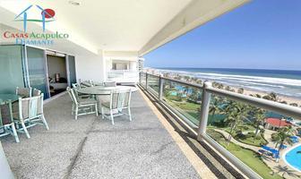 Foto de departamento en venta en avenida costera de las palmas 2774, playa diamante, acapulco de juárez, guerrero, 12351173 No. 01