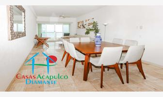 Foto de departamento en venta en avenida costera de las palmas 2774 uxmal, playa diamante, acapulco de juárez, guerrero, 0 No. 01